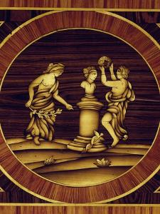 Propitiatory Ritual at Herm of Mercury by Giuseppe Maggiolini