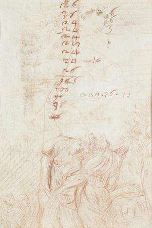 Fragmentary Copy, 1710-15
