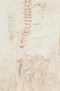 Fragmentary Copy, 1710-15 by Giuseppe Maria Crespi