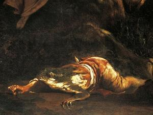 Pastors Being Transformed into Frogs by Latona by Giuseppe Maria Crespi