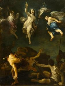 The Resurrection of Christ, c.1690 by Giuseppe Maria Crespi
