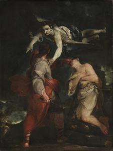 The Sacrifice of Abraham by Giuseppe Maria Crespi