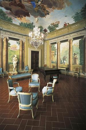 Frescos Painted in 1777-1778