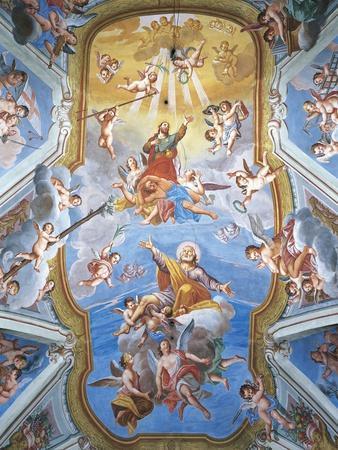Vault Frescoes