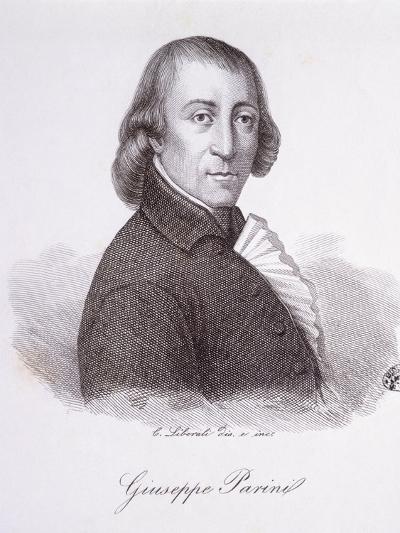 Giuseppe Parini-C. Liberali-Giclee Print