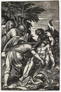 The Entombment, 1592-1607 by Giuseppe Scolari