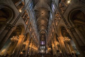 Notre Dame I by Giuseppe Torre