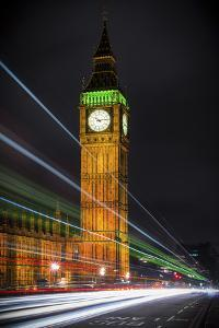 Streams over Westminster by Giuseppe Torre