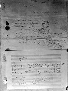 Correspondence Written by Giuseppe Verdi by Giuseppe Verdi