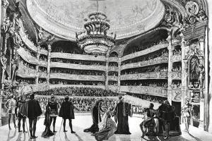 Image of Premiere of Otello by Giuseppe Verdi