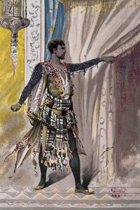 Otello, Character of Homonymous Opera by Giuseppe Verdi