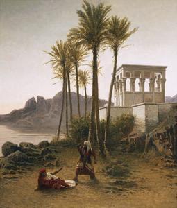 Scene from the Opera Aida by Giuseppe Verdi