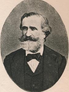 'Verdi.', 1895 by Giuseppe Verdi