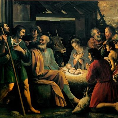 Nativity and the Adoration of the Shepherds