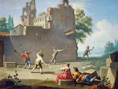 Games, Real Tennis, 1751-1752