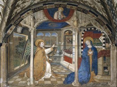 Annunciation, 1451
