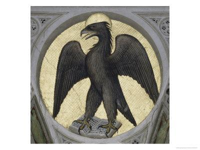 Saint John as an Eagle