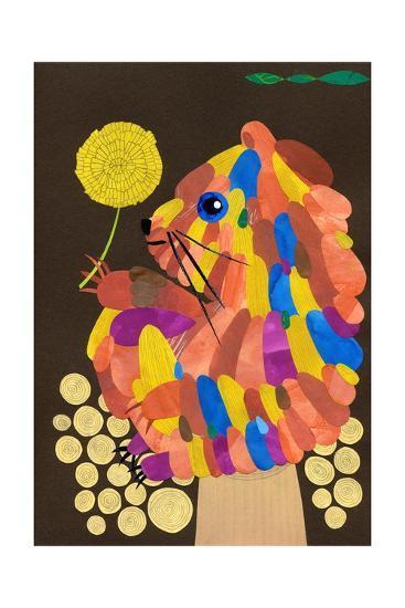Giving Dandelion-Anne Vasko-Giclee Print