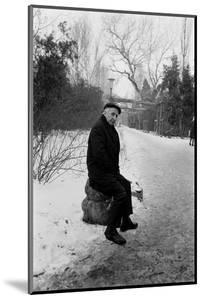 1975: Portrait of Albanian-Born American Photographer Gjon Mili (1904-1984), Romania by Gjon Mili