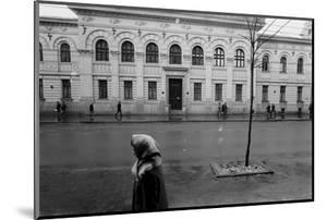 1975: Street in Romania by Gjon Mili