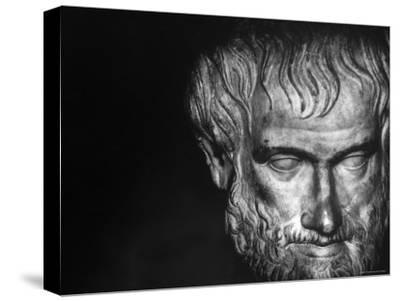 Head of Aristotle