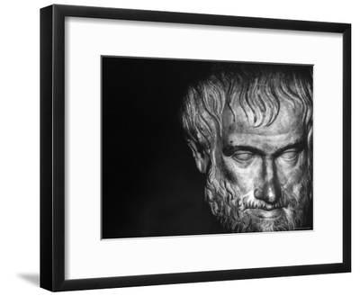 Head of Aristotle
