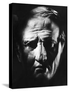 Head of Cicero by Gjon Mili