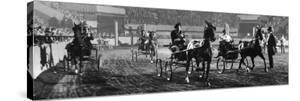 National Horse Show, Madison Square Garden by Gjon Mili