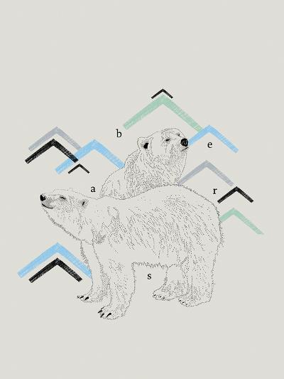 Glace - Polar-Myriam Tebbakha-Giclee Print