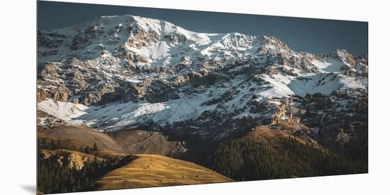 Glacial Eminence-Andrew Geiger-Mounted Giclee Print