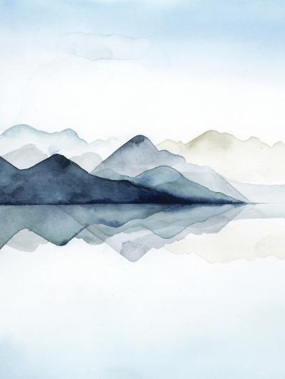 Glacial I-Grace Popp-Art Print