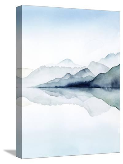 Glacial II-Grace Popp-Stretched Canvas Print