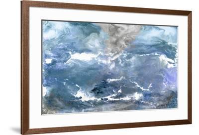 Glacial View-Pam Ilosky-Framed Giclee Print