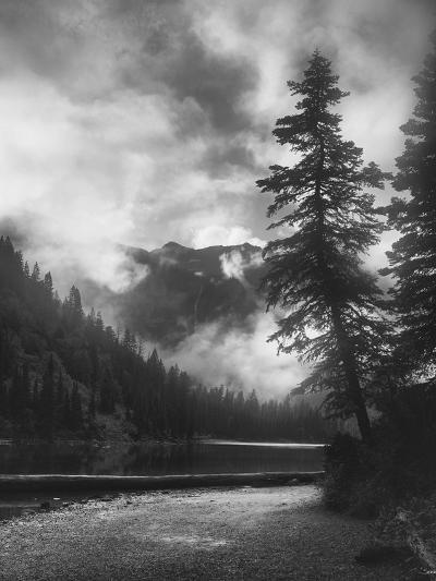Glacier 01-Gordon Semmens-Photographic Print
