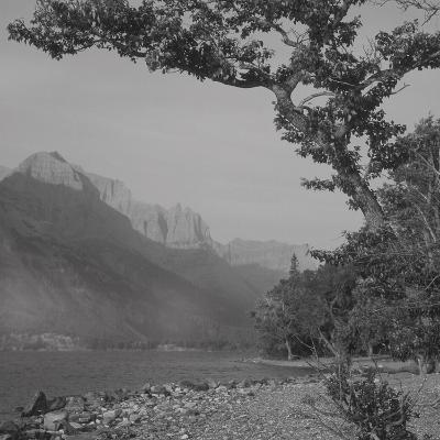 Glacier 1-Gordon Semmens-Photographic Print