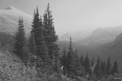 Glacier 3-Gordon Semmens-Photographic Print