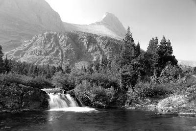 Glacier 6-Gordon Semmens-Photographic Print