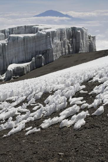 Glacier and Ice Patches--Photographic Print