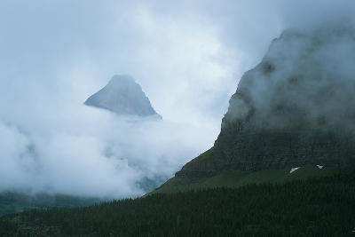 Glacier B-Gordon Semmens-Photographic Print