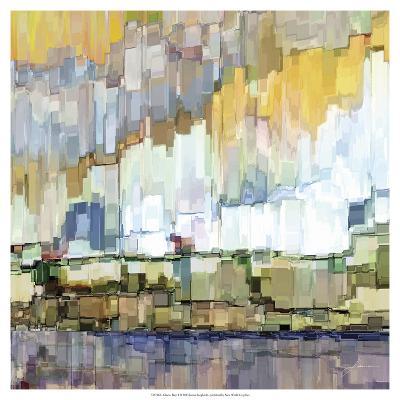 Glacier Bay I-James Burghardt-Giclee Print
