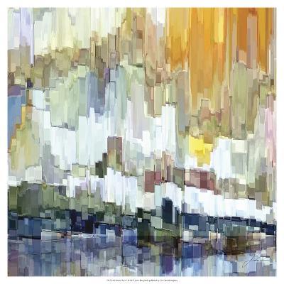 Glacier Bay II-James Burghardt-Giclee Print