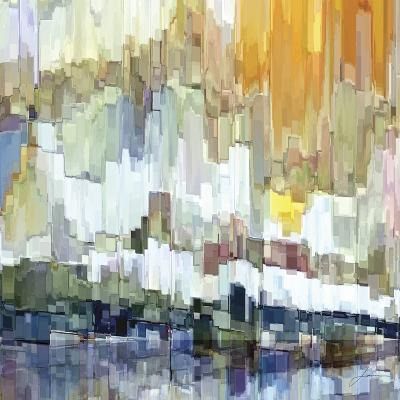 Glacier Bay II-James Burghardt-Art Print