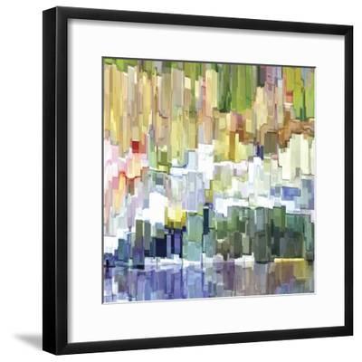 Glacier Bay III-James Burghardt-Framed Art Print