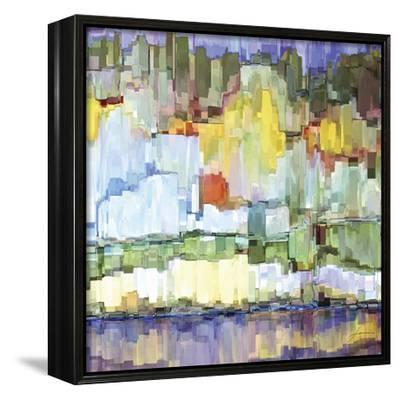 Glacier Bay IV-James Burghardt-Framed Canvas Print