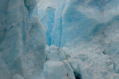 Glacier Blue Ice Cayon-Latitude 59 LLP-Photographic Print