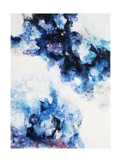 Glacier Blue III-Farrell Douglass-Giclee Print