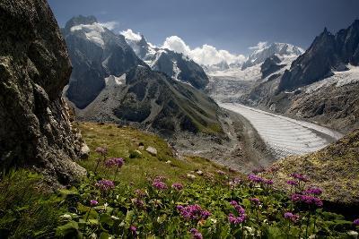 Glacier Du Tacul-BenC-Photographic Print