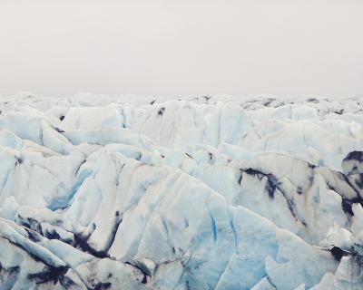 Glacier Horizon-Irene Suchocki-Giclee Print
