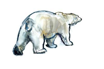Glacier Mint (Polar Bear), 2013-Mark Adlington-Giclee Print
