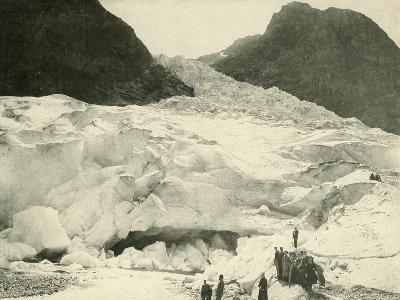 Glacier, Norway--Photographic Print
